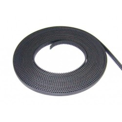 GT2 timing belt - 6mm-  sold per meter